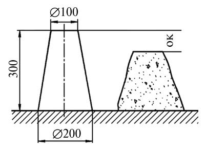 Марка по осадке конуса бетонной смеси в 15 керамзитобетон для устройства пола