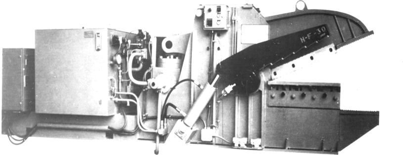 Аллигаторные ножницы фирмы «Хеншель», Германия