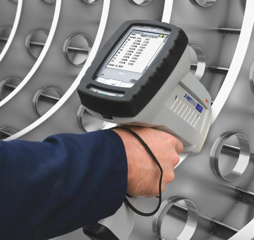 "Анализатор «Х-Мет 5100», фирма ""Outokumpu-Metorex- Oxford Instruments"""