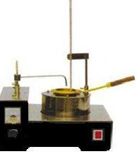 Аппарат для определения температуры вспышки в открытом тигле