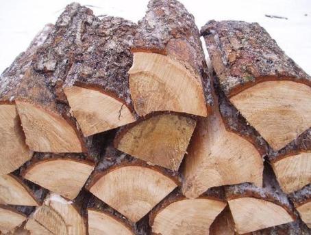 Дерево это твердое топливо