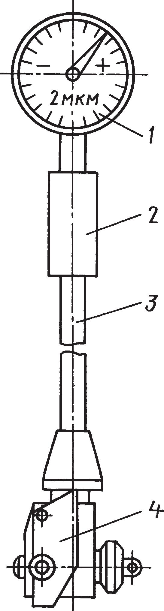 Индикаторные нутромеры (ГОСТ 9244–75)