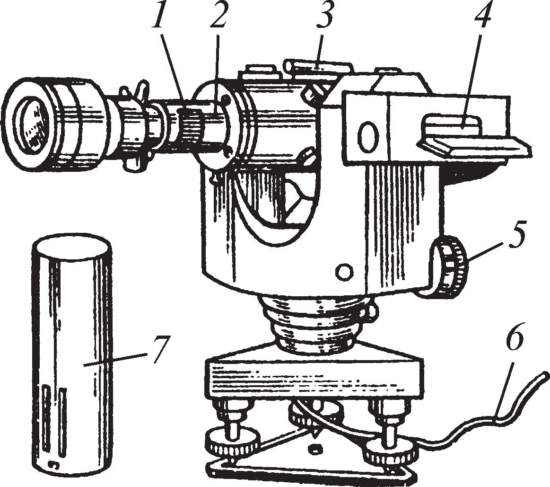 Лазерный визир ЛВ-5М