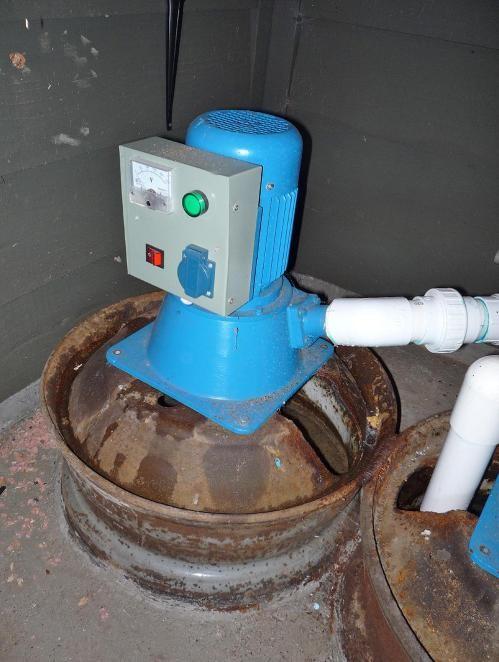 Микро-ГЭС для автономного домашнего использования