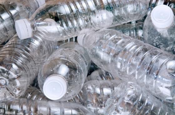 Пластиковые бутылки из отходов животного происхождения