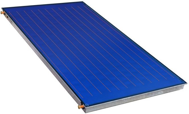 Плоский солнечный коллектор MFK 001 фирмы Meibes