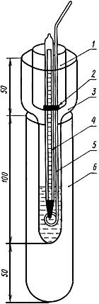 Прибор Баумана-Фрома для определения температуры замерзания жидкостей