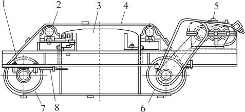 Сепаратор электромагнитный подвесной саморазгружающийся марки ПС
