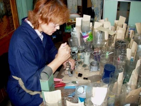 Сортировка деталей по ДМ и физическому состоянию – покрытиям, металлам, видам напыления, видам разъемов