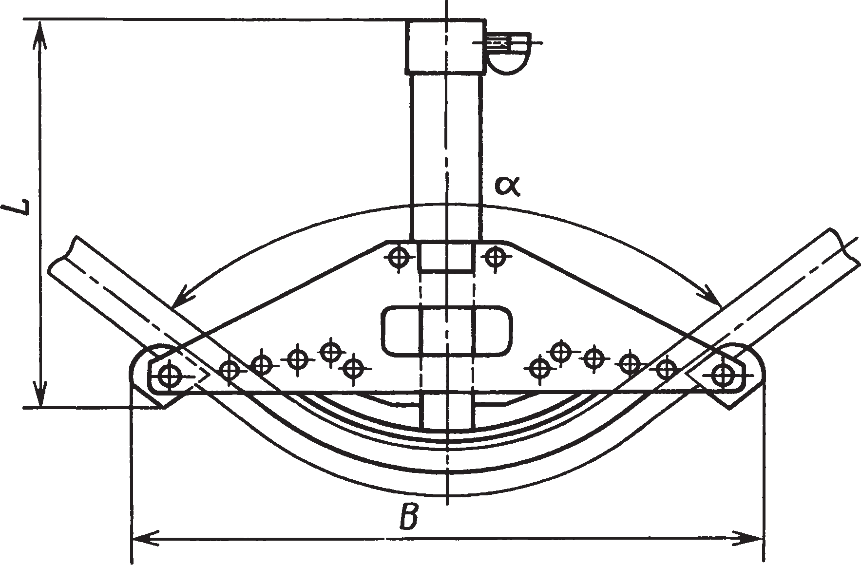трубогиб типа ТРГ