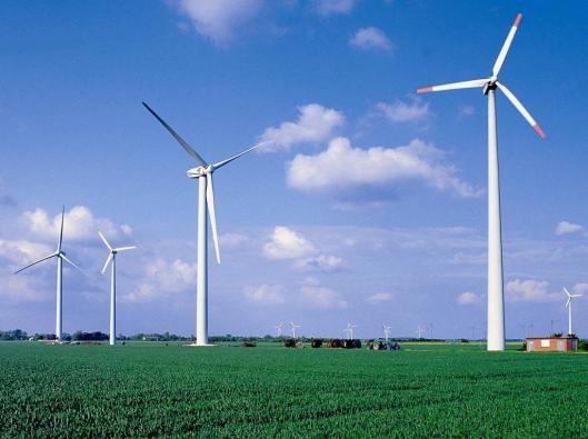 Ветроэлектрические установки А класса