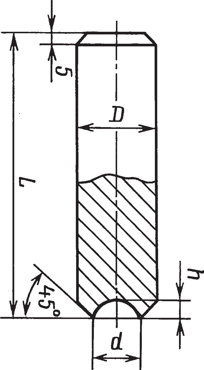 Ручные обжимки для заклепок с полукруглой головкой