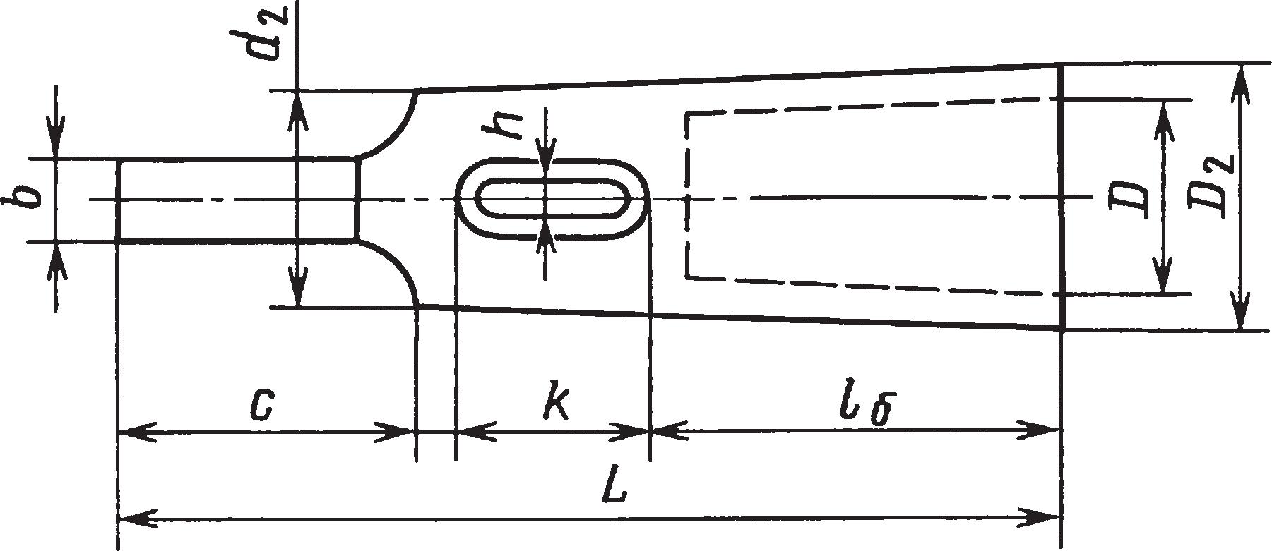 Переходные короткие втулки для инструмента с конусным хвостовиком