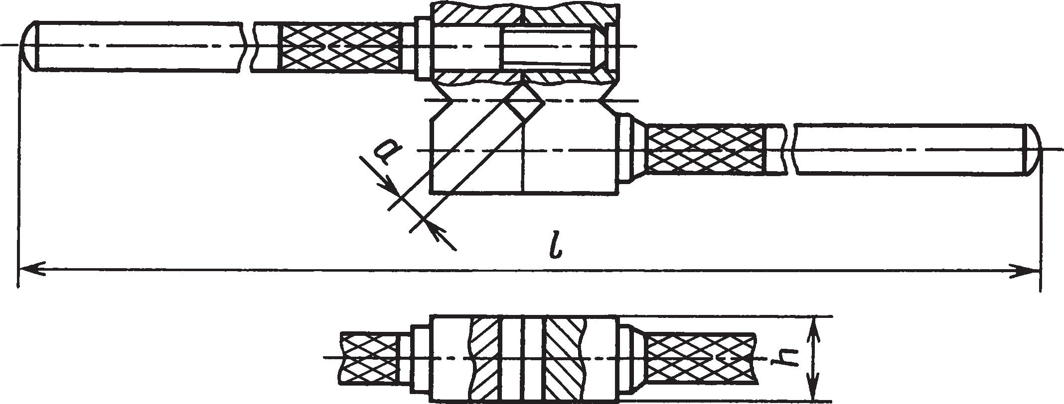 Раздвижные воротки (ГОСТ 22401–83)
