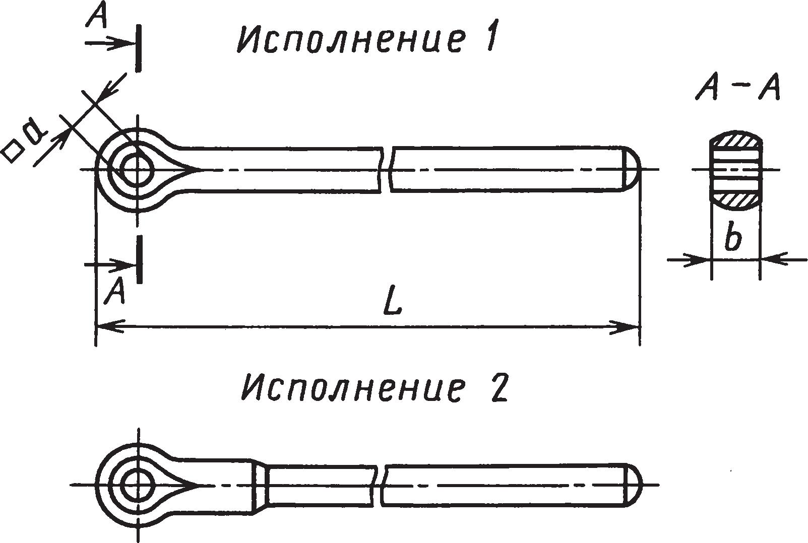 Одногнездные воротки для инструмента с квадратными хвостовиками (ГОСТ 22398–77)
