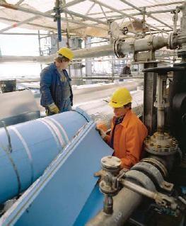 Изоляция и укладка трубопровода в траншею – монтаж изоляции