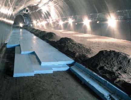 Изоляция тоннеля