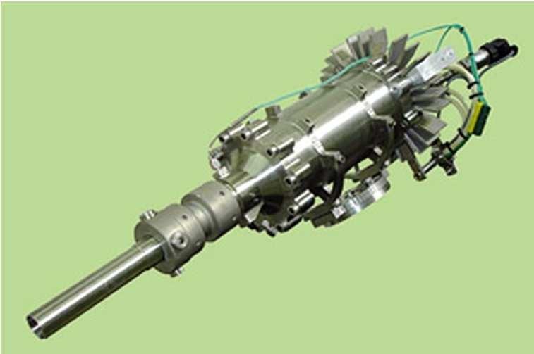 KINETIKS® 8000 HP Gun от CGT