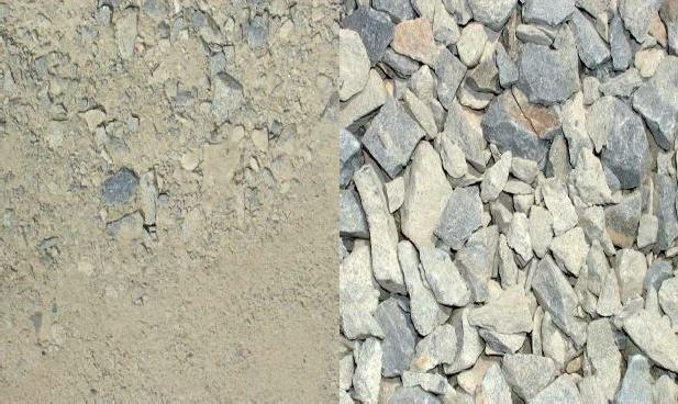 песок в ЩПС