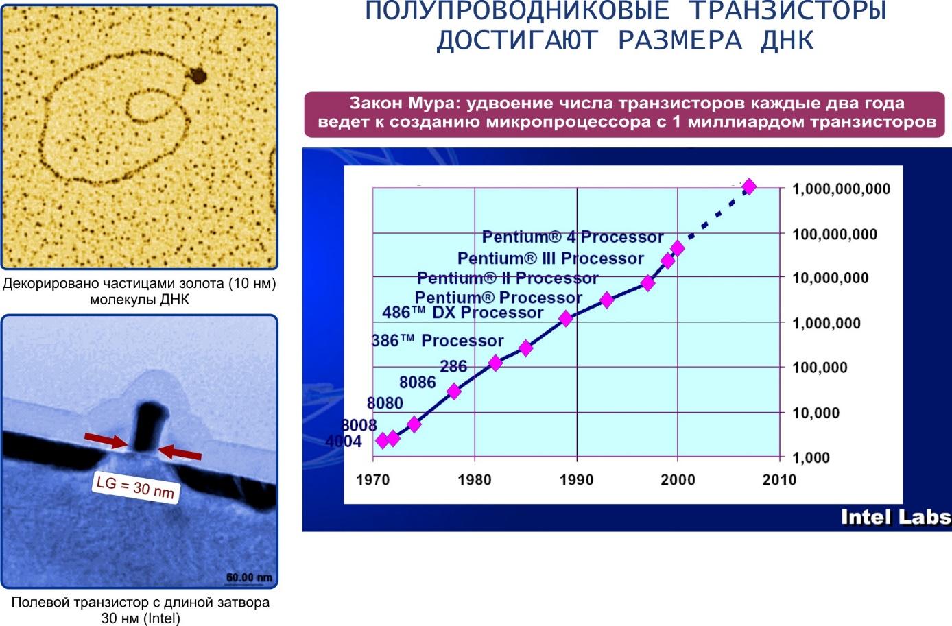 Полевой транзистор на основе углеродной нанотрубки диаметром 16 нм