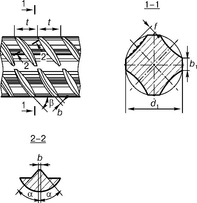 Профиль, созданный под руководством И. Н. Тихонова