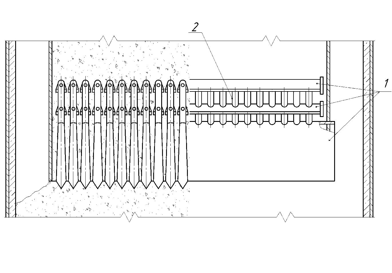 Сепарационное устройство