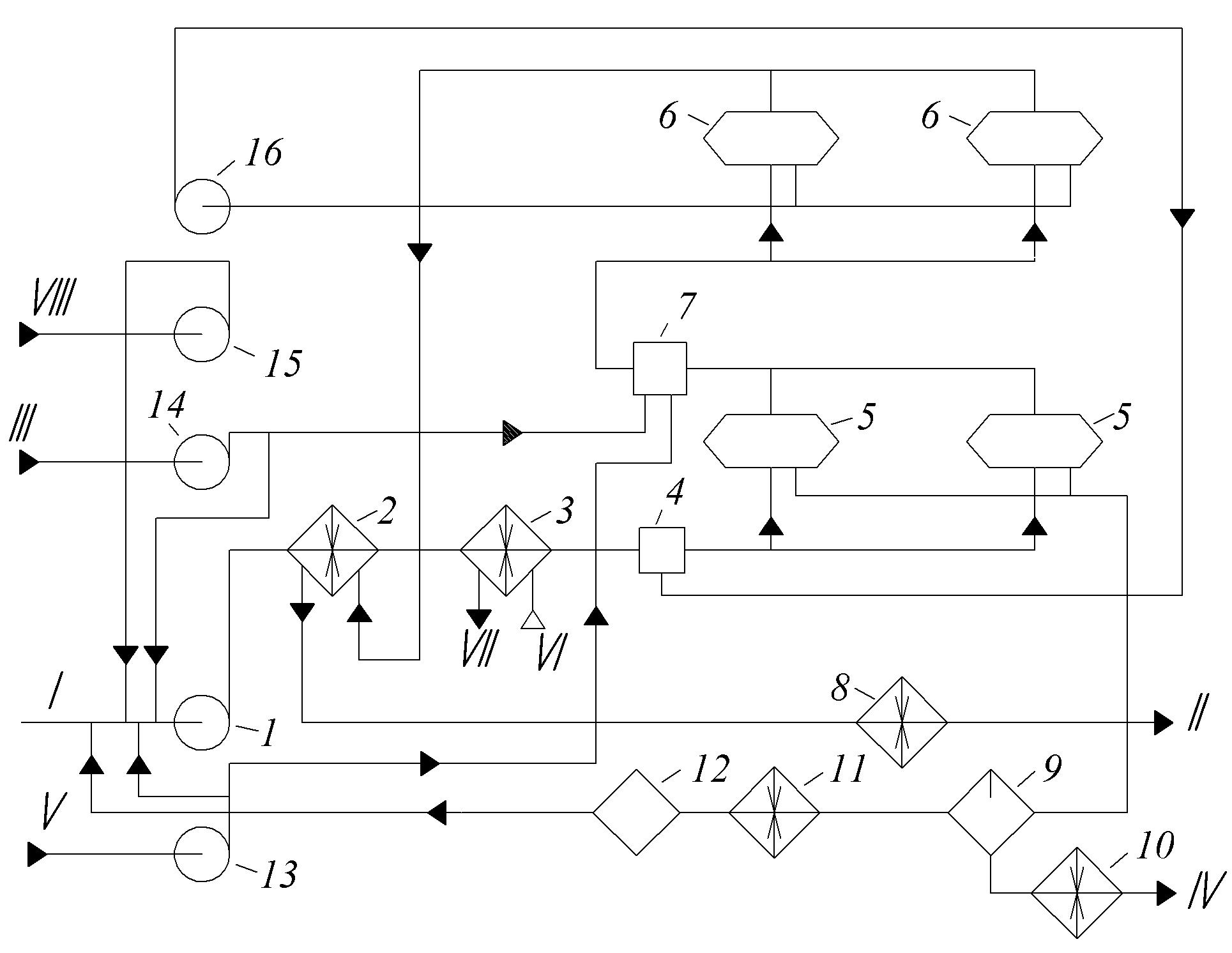 схема электрообессоливания нефти