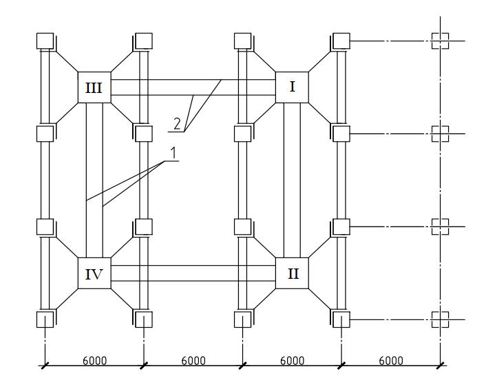 Схема перестановки блоков РШИ в процессе работ