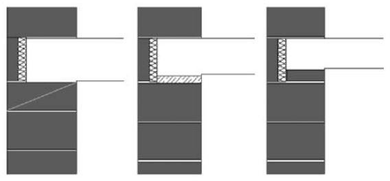 Способы изменения высоты наружных стен