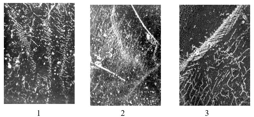 Структура титанового сплава после выполнения термопластической обработки