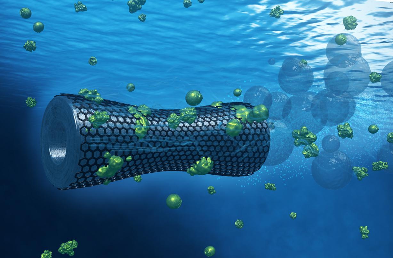 Нанотехнологии и охрана окружающей среды