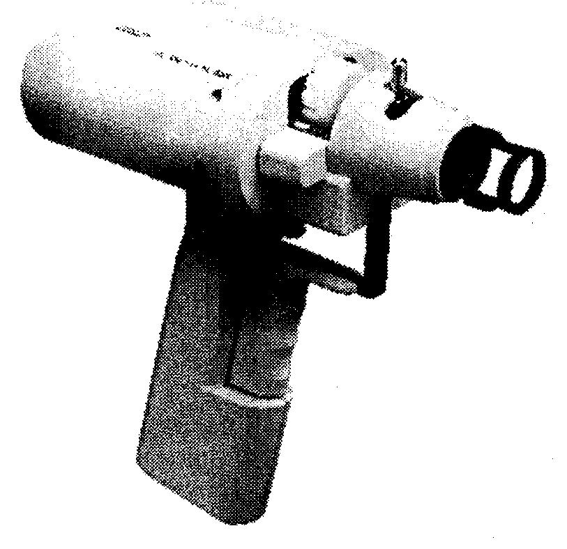 Устройство называемое «генным ружьем»