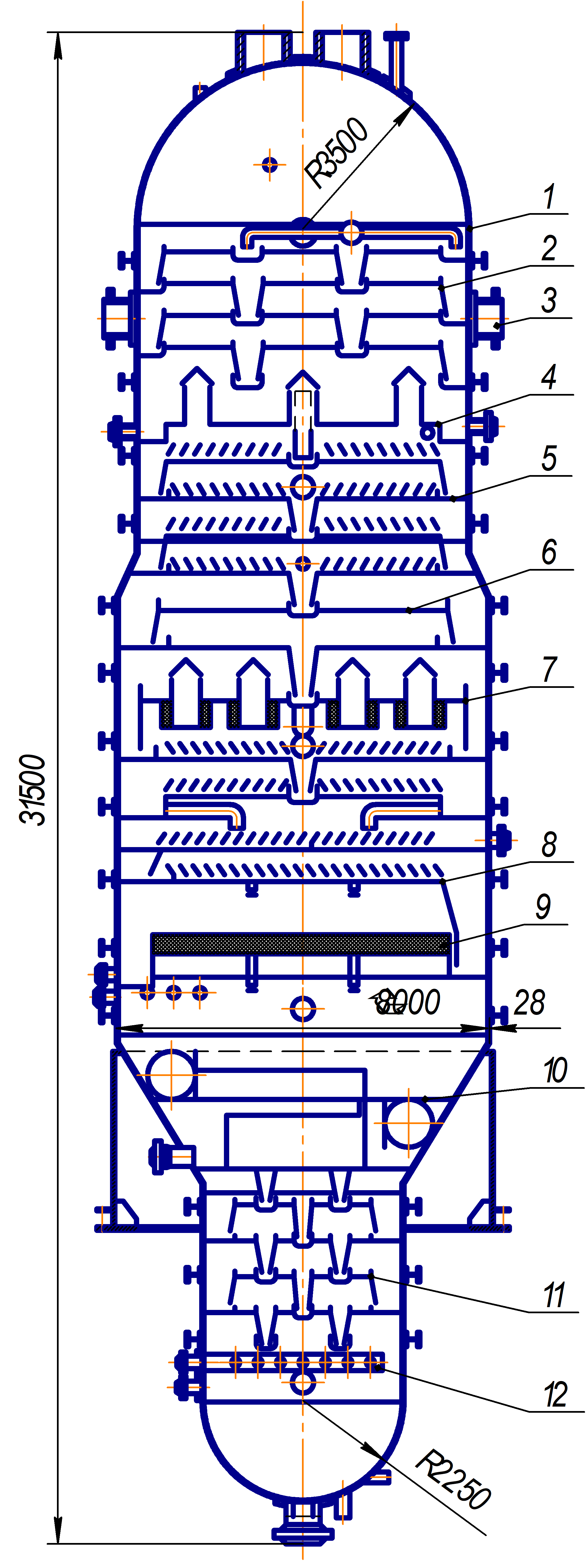 Вакуумная колонна