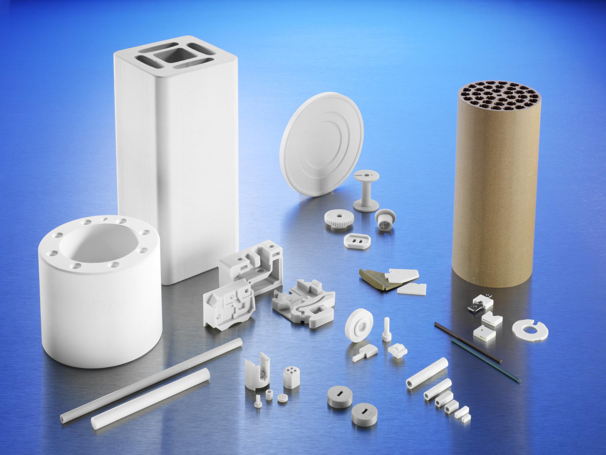 Керамика и керамические материалы в промышленности