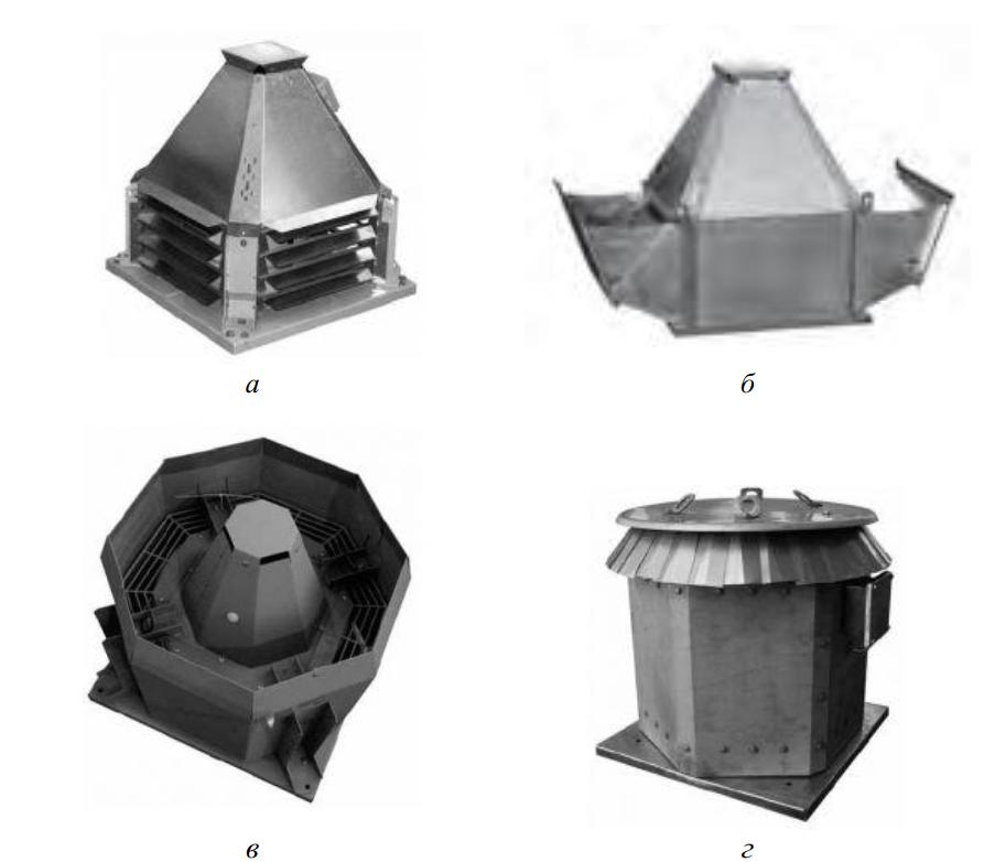 Крышные вентиляторы «ВЕЗА»