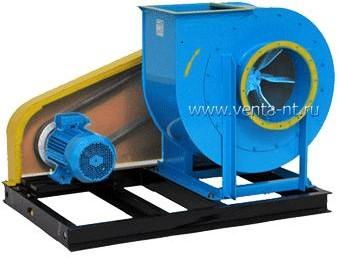 Радиальный вентилятор BЦП 7-40 исп. 5 среднего давления