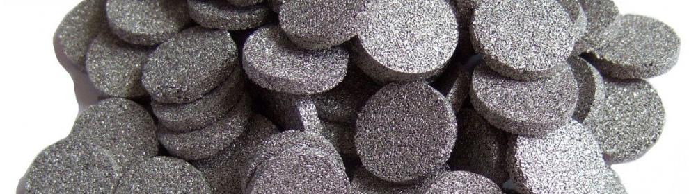 Порошковые металлические материалы