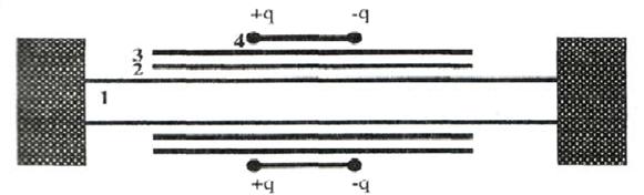 Наномотор на основе четырехслойной нанотрубки