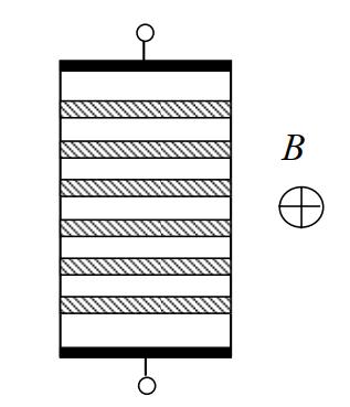Конструкция магниторезистора