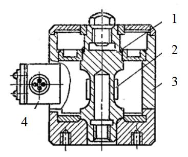 Конструкция тензодатчика