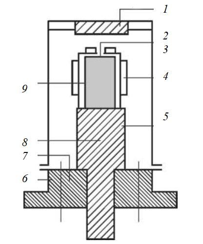 Конструкция фоторезистора с термоэлектрическим охлаждением