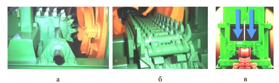 Элементы механизма подачи станков Nicholson А1