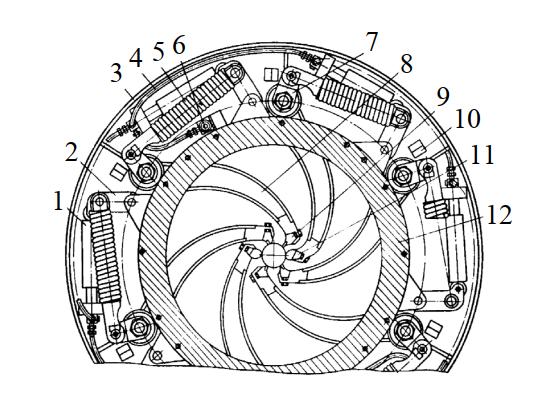 Гидрофицированный ротор ОК100-2