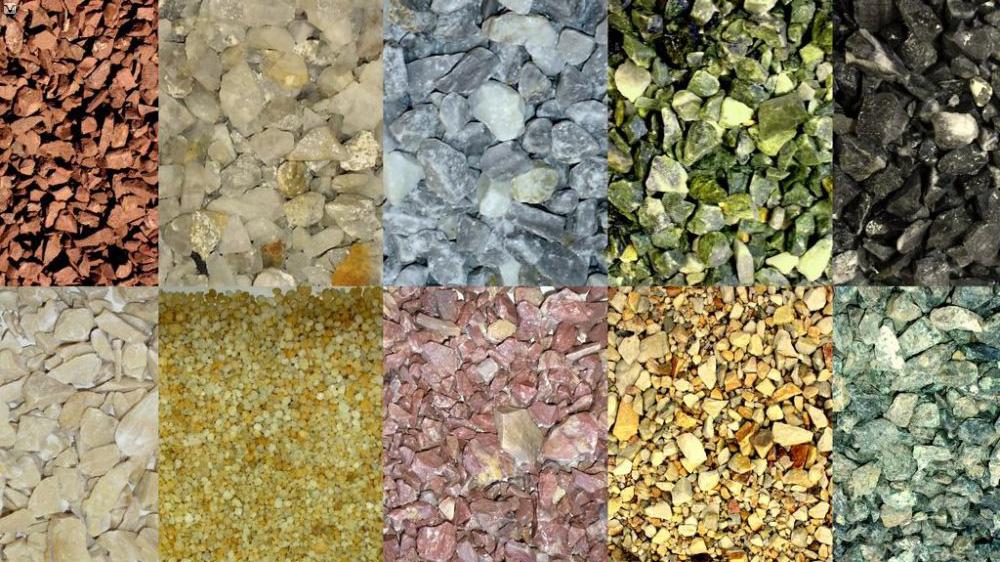 Естественные каменные материалы