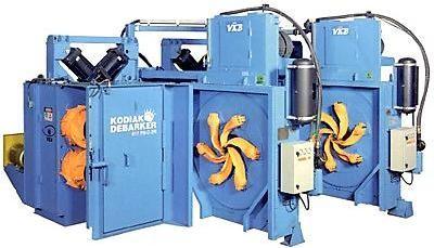 Модель станка Brünette Kodiak Dual