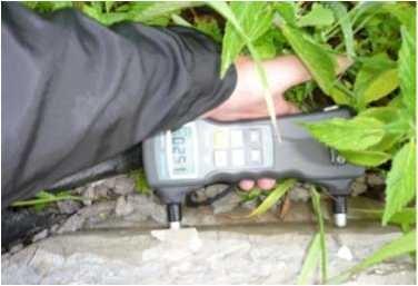 Определение прочности бетона неразрушающим методом с использованием ультразвукового сканера