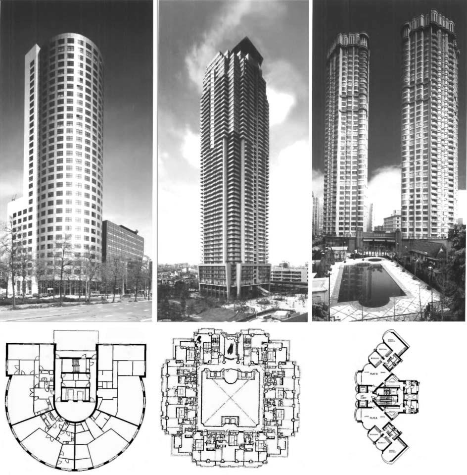 Современные высотные здания
