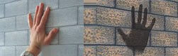 Стена из светопрозрачного бетона