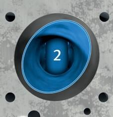 2-й порядок некруглостей отверстий цилиндров
