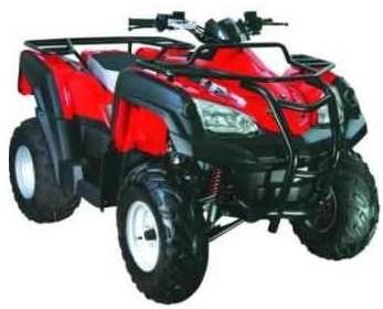 ADLY ATV-320U